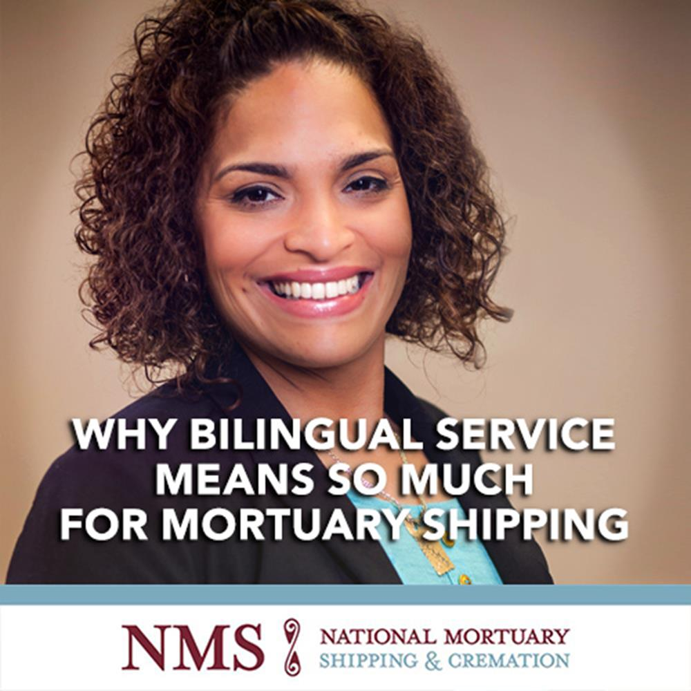 Why Bilingual Service Means so Much for Mortuary Shipping