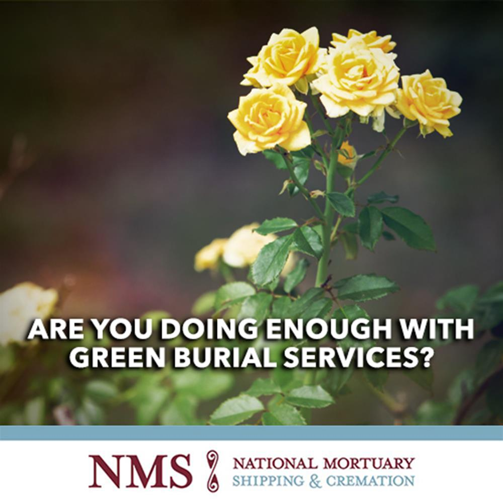4 Myths That are Preventing You from Capitalizing on Green Burials
