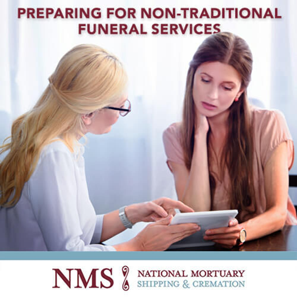 How to Prepare for a Non-Traditional Funeral Service
