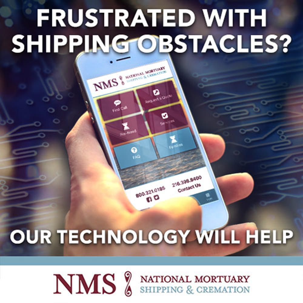 Technology in the Mortuary Shipping Industry
